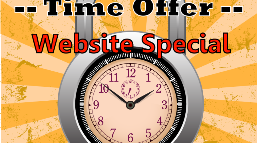 Website Special by Silver Cricket Designs