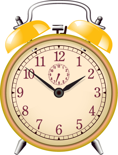 how often to add fresh content, alarm clock
