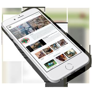 MSSARDA redesigned website is mobile friendly